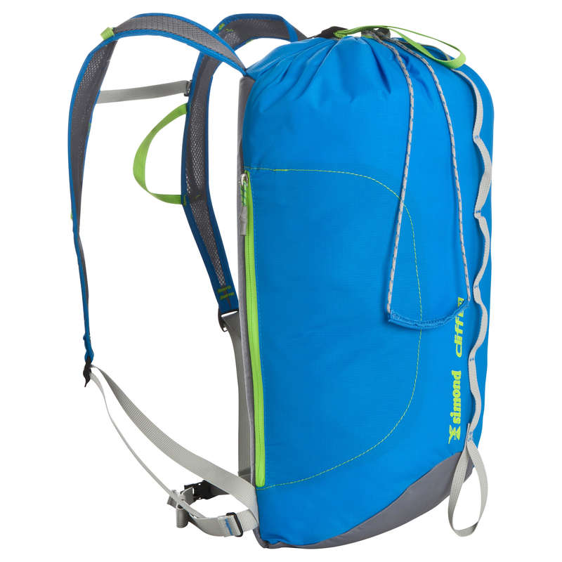 MOUNTAINEERING & BIG WALL BACKPACKS Bags - Cliff II Climbing Backpack - Blue SIMOND - Bags