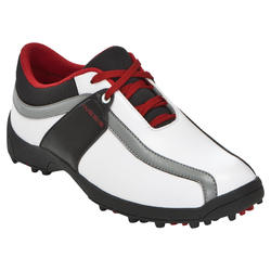100 Kids Golf Shoes - White