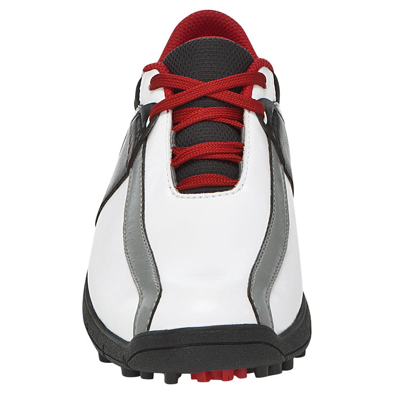 Junior Golf Shoes 100 - White