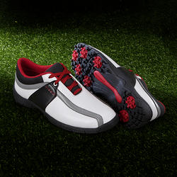 Golfschoenen 100 voor kinderen wit - 384283