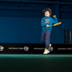 Hoodie racketsporten Soft kinderen - 38459
