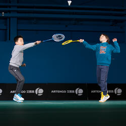 Hoodie racketsporten Soft kinderen - 38460