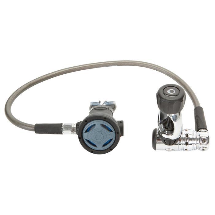 Détendeur de plongée INT (étrier) SCD500 premier étage à piston compensé - 384681