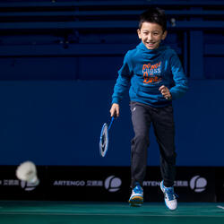 Hoodie racketsporten Soft kinderen - 38475