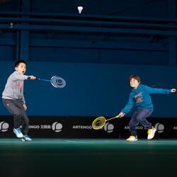 Hoodie racketsporten Soft kinderen - 38494