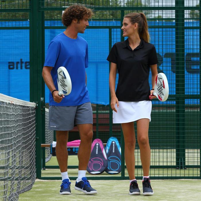 Herenshort Essentiel marineblauw 100 tennis/badminton/tafeltennis/padel/squash - 384974