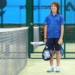 Kinderpolo Soft voor tennis, padel, tafeltennis, badminton, squash - 385126