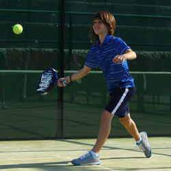 Kinderpolo Soft voor tennis, padel, tafeltennis, badminton, squash - 385127