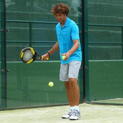 Artengo herenpolo 730 tennis badminton padel tafeltennis squash - 385250