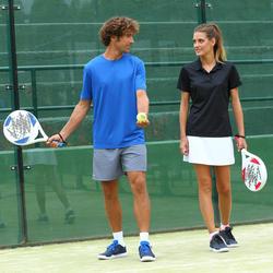 Sportshirt racketsporten Essential polo dames - 385279