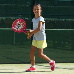 meisjesrok 730 wit tennis badminton padel pingpong squash - 385304