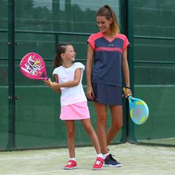 Sportshirt racketsporten Soft 500 meisjes - 385305