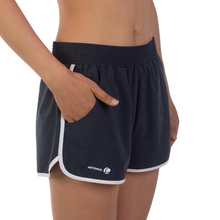 730 Women's Tennis Badminton Padel Table Tennis Squash Shorts - Dark Grey