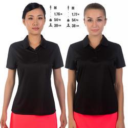 Sportshirt racketsporten Essential polo dames - 386989
