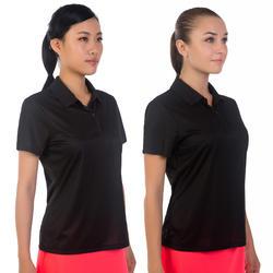 Sportshirt racketsporten Essential polo dames - 386991