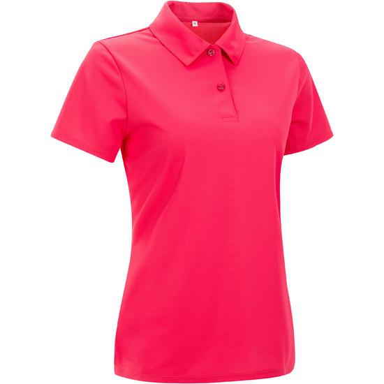 Sportshirt racketsporten Essential polo dames - 387015