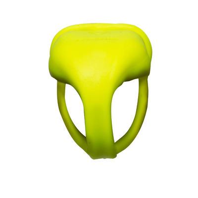 פנס אופניים לד קדמי עם סוללה דגם SL 100 - צהוב