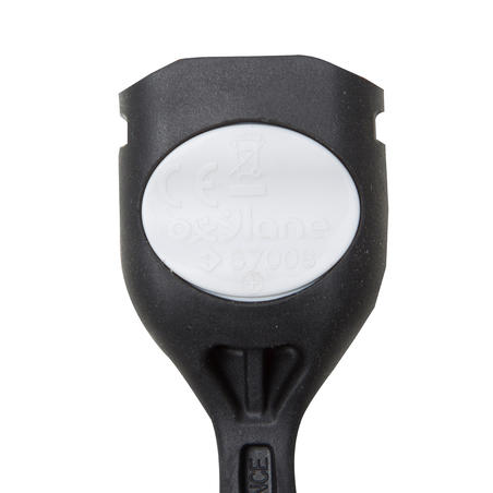 SL 100 Rear LED Battery-Powered Bike Light - Black