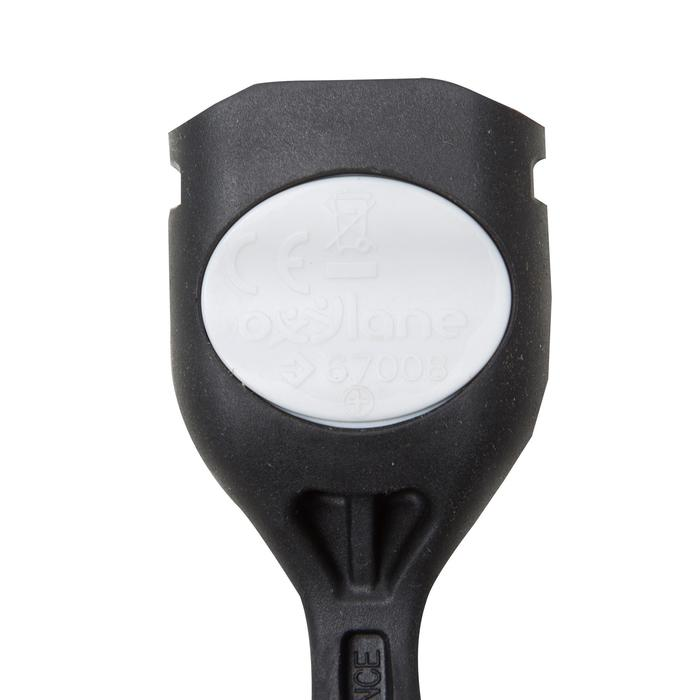 SL 100 Front LED Battery Powered Bike Light - Black