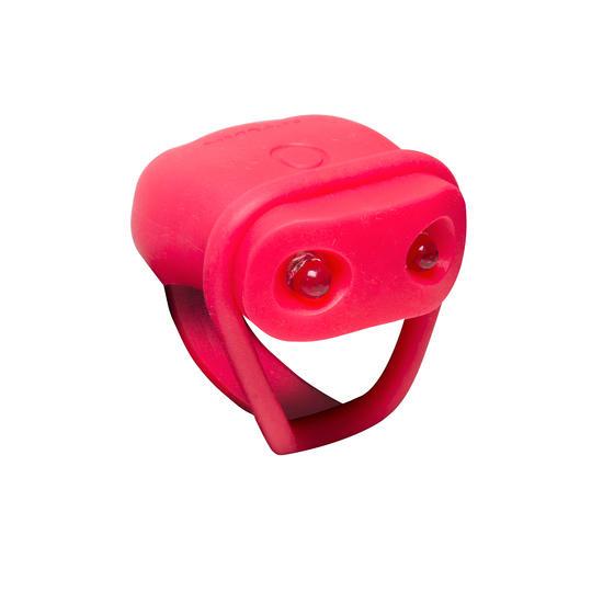 Led voorlicht fiets Vioo 100 USB - 387385