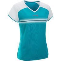 730 Women's Tennis Badminton Padel Table Tennis and Squash T-shirt - Green