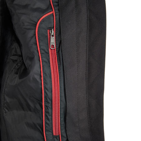 Women's 3-in-1 Jacket Travel 700 - Black