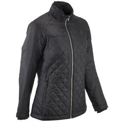 3-in-1-Jacke Travel 700 Damen schwarz