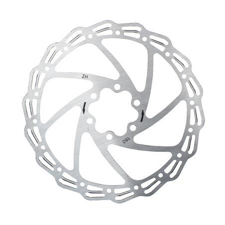 Дискове гальмо для велосипеда,160 мм