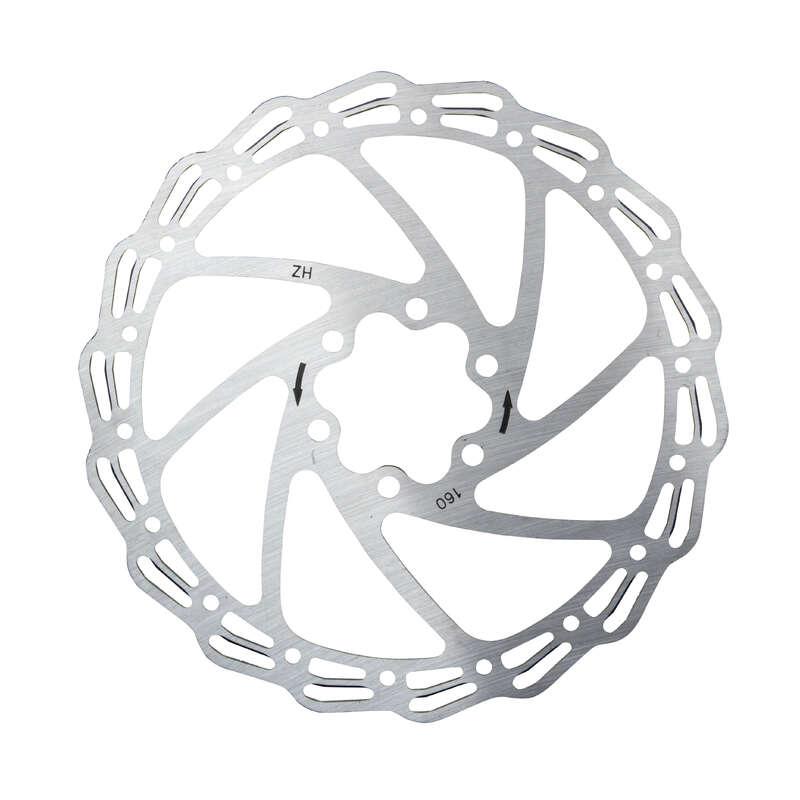 BİSİKLET FRENİ Bisiklet - ROTOR 160 MM BTWIN - Bisiklet Yedek Parçaları
