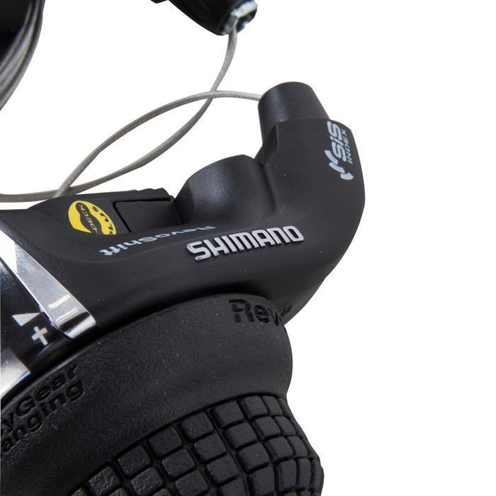 Schaltgriffe Revoshift 3x7 Gänge