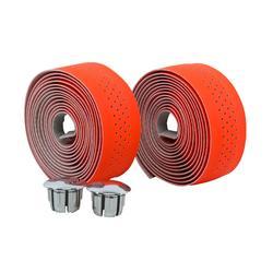 Stuurlinten 500 microvezel fluo oranje