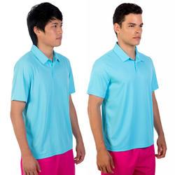 Sportshirt Essential 100 polo heren - 389004