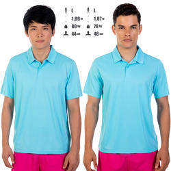 Sportshirt Essential 100 polo heren - 389005