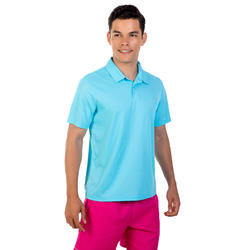 Sportshirt Essential 100 polo heren - 389010