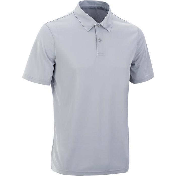 Herenpolo tennis Dry 100 - 389011