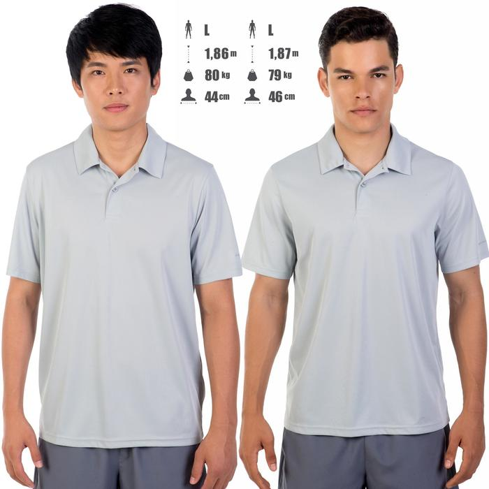 POLO TENNIS DRY 100 HOMME - 389012
