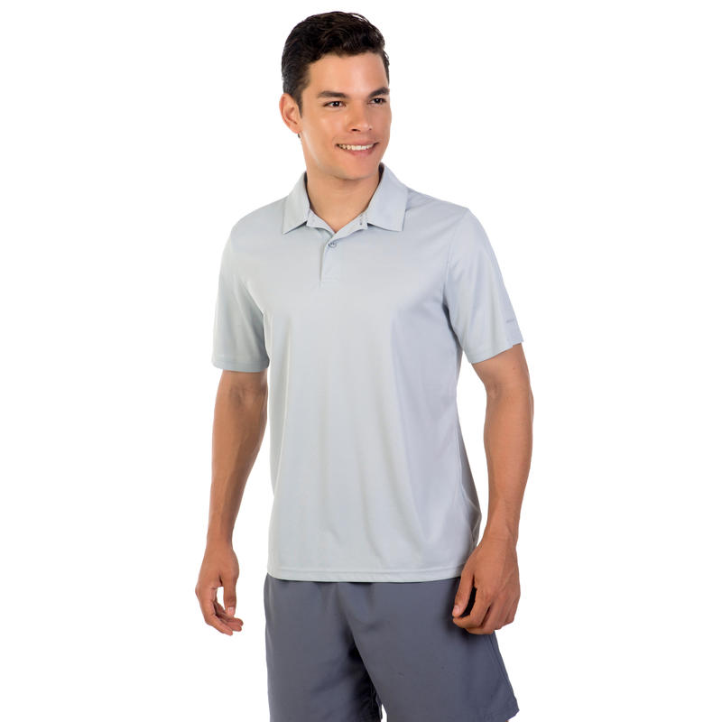 Dry 100 Tennis Polo Shirt - Grey