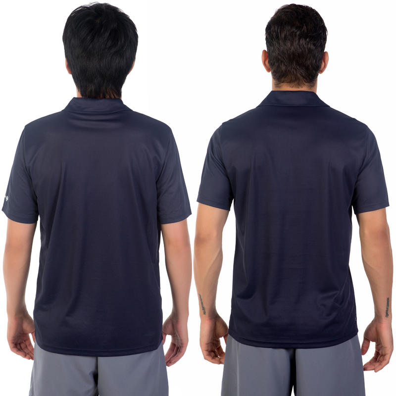 Polo T-Shirt Dry 100- Navy