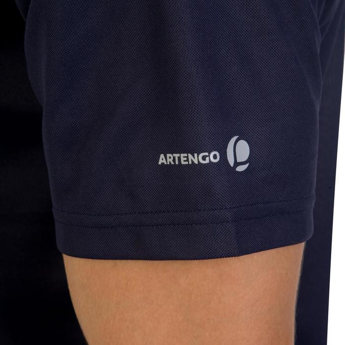 Herenpolo tennis Dry 100 - 389034