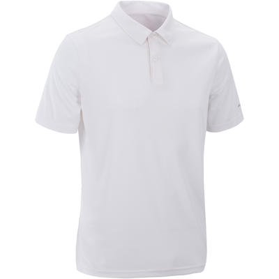 Dry 100 Tennis Polo Shirt - White
