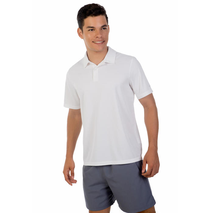 POLO TENNIS DRY 100 HOMME - 389049