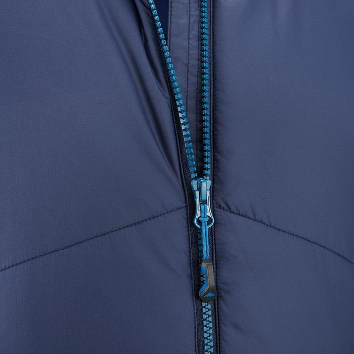 Doudoune randonnée homme Toplight marine