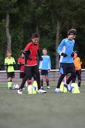 Voetbalschoenen Agility 500 HG, kinderen - 389846