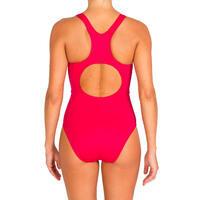 DEBO women's one-piece swimsuit - Pink
