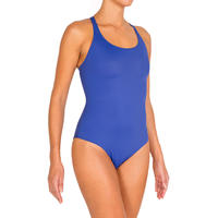 Leony Women's One-Piece Swimsuit - Royal Blue