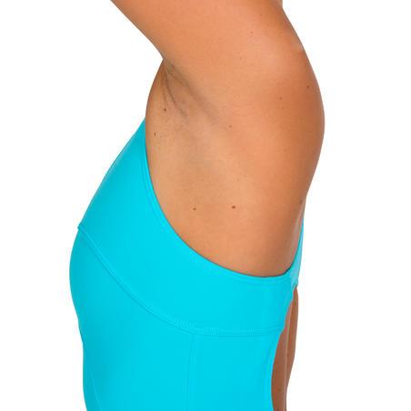 Debo women's one-piece swimsuit - Turquoise Blue