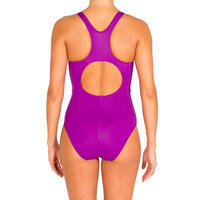 Debo women's one-piece swimsuit - purple