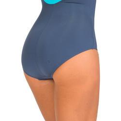 Figuurvormend damesbadpak Karli voor aquagym - 390767