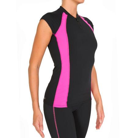 aquabottom black pink