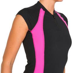 Aquabike top voor dames - 390836